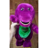 Peluche Infantil Original Barney