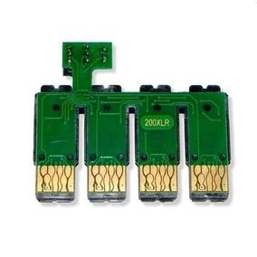 Chip Sistema De Tinta Epson Xp 211 Wf 2530 Wf 2650 T21 Y T22