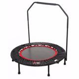 Trampolín Ejercitador Gym Total Rebounder Con Barra Estabili