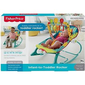 Mecedora Para Bebes Fisher Price Modelo Dark Safari