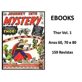 Hqs Históricas: Thor Digital (de 1962 À 2015: 453 Revistas))
