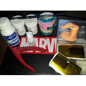 Kit Para Uñas Acrilicas Thuya - Uñas Esculpidas en Mercado Libre ... 0b9a78a833912