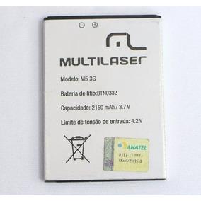 Bateria Tablet Smartphone Multilaser M5 Nb049 Btn0332 !