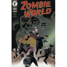 Zombie World (1 De 3) - Mike Mignola (dark Horse - 1997)