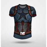 Remera Capitán America Infinity War (captain ) Fullprint