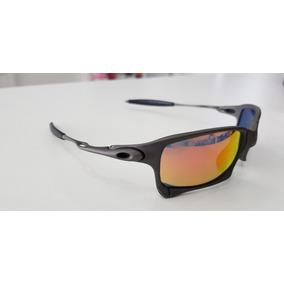 26b8ecb6a Oakley Juliete Titanio Lente Camaleão Original Zera - Óculos De Sol ...