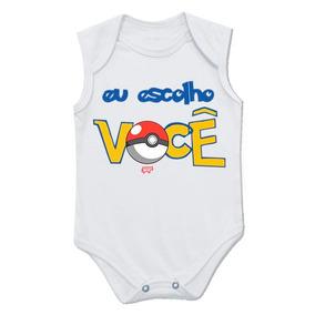 Mangá Pokemon Xy - Roupas de Bebê no Mercado Livre Brasil f174cfb2d1b