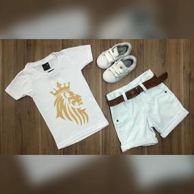 Camisa Tribo De Judá Bermuda Color Tênis Old Prince