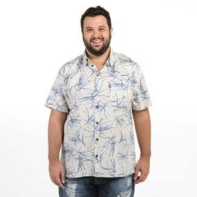Camisa Casual Manga Curta Tamanho 10 10 Masculinas no Mercado Livre ... 20a87499b4a