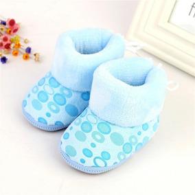 Botitas Para Bebés, Calzado De Suela Blanda Niño Y Niña