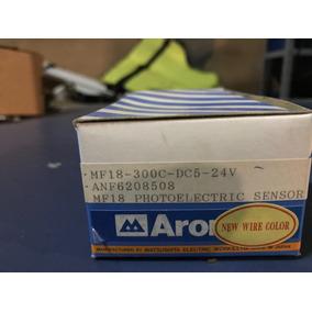 Sensor Fotoelétrico 24 Vcc