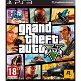 Gta 5 Grand Theft Auto V Ps3 Entrega Inmediata
