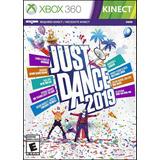 Just Dance 2019 Xbox 360 Kinect Nuevo! Listo Para Envio!