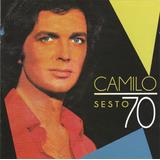 2 Cds + Dvd Camilo Sesto, 70 2017 Sony Music