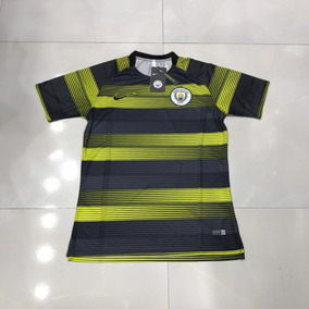 Camisa Manchester City Oficial Fifa Verde - Envio Grátis! 141040e8a4795
