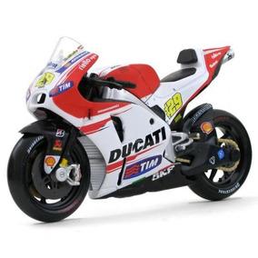 Replica Moto Ducati Desmosedici 29 Escala 1:12 Solomoto