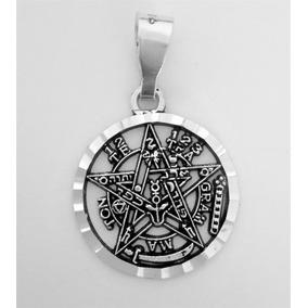 Dije Tetragramaton De Plata 925