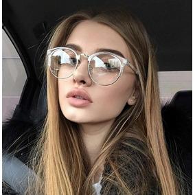 Oculos De Grau Barato Nerd - Óculos Armações no Mercado Livre Brasil f7332c50f6