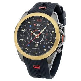 b859549fd85 Curren 8166 - Relógio Curren Masculino no Mercado Livre Brasil