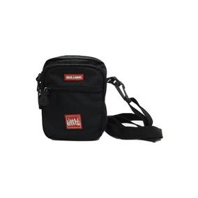 7f3421a5d2 Pochete - Mini Bolsa - Shoulder Bag - Chronic - Preta - (nf)
