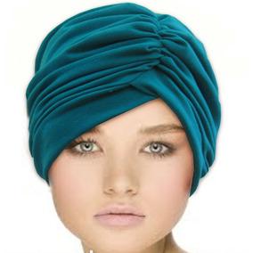 5 Turbantes Oncologico De Algodon Con Envio Incluido