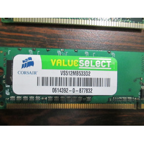 Memorias Ram Pc Varias Pcx133 Ddr128, 256, 512 Ddr2.pregunte