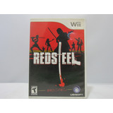 Red Steel - Wii ¡fisico-usado! Sin Manual