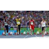 Dvd Atletismo Olimpíada Rio 2016