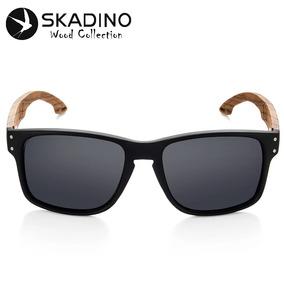 Oculo Madeira Masculino De Sol - Óculos no Mercado Livre Brasil a1f23fe279