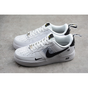 a2b54853970 Nike Air Force 1 Low Personalizado Nome - Nike Branco no Mercado ...