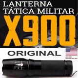 Lote C/ 10 Lanternas Shadowhank X900 Tática Original Na Caix