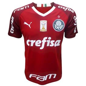 d5a692c38f26c Camisa Palmeiras Original 2019 Personalizada - Mega Promoção
