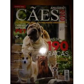 Revista Anuário Cães - Mais De 190 Raças
