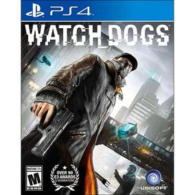 Juego Para Playstation 4 Watch Dogs