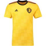 Camisa Seleção Da Bélgica Uniforme 2 2018 Frete Grátis 4af57ec346e59