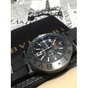 389e0403d58d8 Relogio Bvlgari Replica De Luxo Masculino - Relógios De Pulso no ...