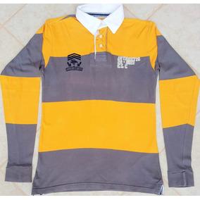f40aa7882b Camisa Camiseta Polo Masculina Colcci Manga Loga Listrada