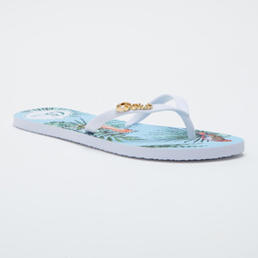 0a902eb49 Chinelos Carmen Steffens Rose - Sapatos Branco no Mercado Livre Brasil