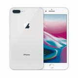 Apple iPhone 8 Plus 64 Gb Prata - Lacrado Garantia Apple