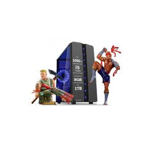 Pc Gamer Moba Box I5-7400 8gb Hyperx Gtx 1050ti 1tbhd Easypc