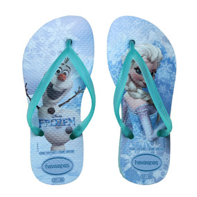 Ojotas Havaianas Kids Frozen Niña Ce/fr