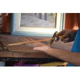 Espada Punhal Bronze Antiga 45cm Adaga Sacra Colecionar