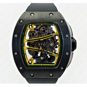 fb1823b7aeafa Relogio Ceramica Automatico - Joias e Relógios no Mercado Livre Brasil