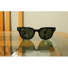 Óculos De Sol Ray Ban Meteor Preto Unissex Frete Grátis - Calçados ... 7581aa71ef