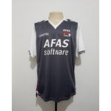 Camisa Oficial Az Alkmaar Holanda 2012 Away Macron Gg Xl 0fbeeafd165bf