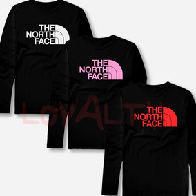 Playeras North Face Manga Larga en Mercado Libre México 83c672ba1a6b6