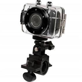 Câmera Filmadora De Ação Hd E Acessórios Vivitar Dvr785hd