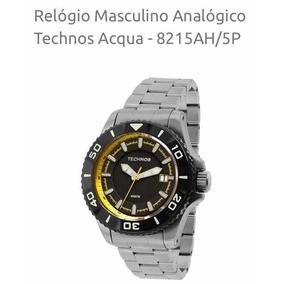 5dcc814f5ee Relogio Techno Mergulho - Relógio Technos Masculino no Mercado Livre ...