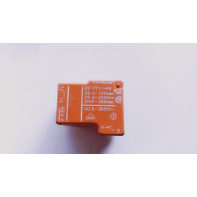 Rele Schrack Zd322048 48v 30a - Novo