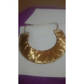 Collar Dorado / Gargantilla Dorado De Alta Calidad